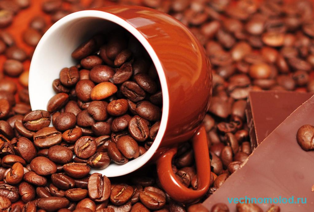 Кофе и шоколад питание для мозга
