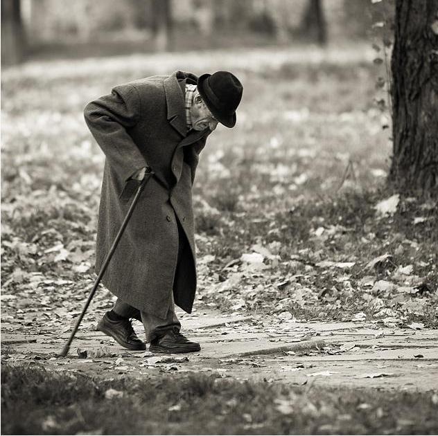 старение болезнь