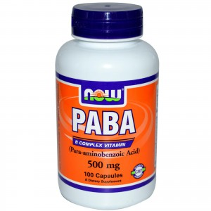 PABA витамин в10