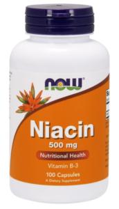 Витамин B3 ниацин