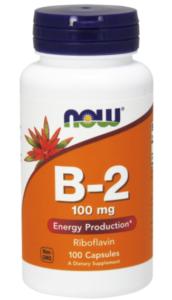 Витамин B2 рибофлавин