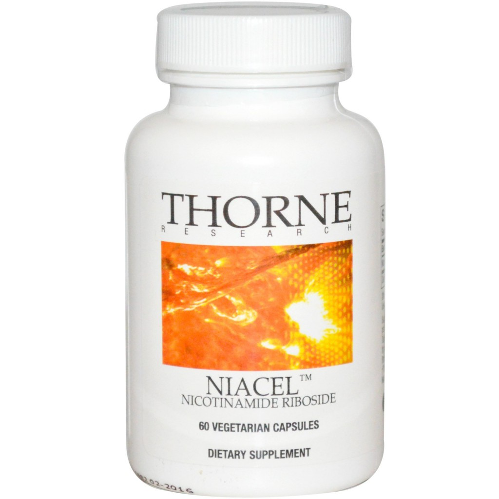 NIACEL никотинамид рибозид