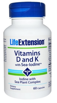 Витамин D и К