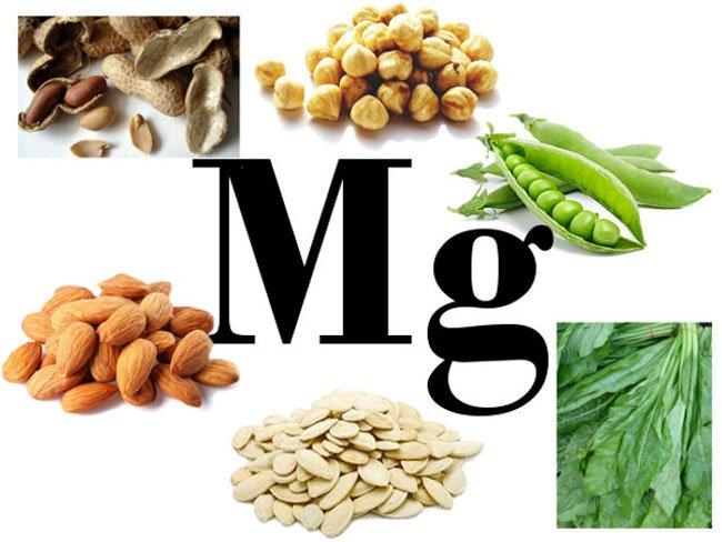 Как пополнить резерв магния в организме