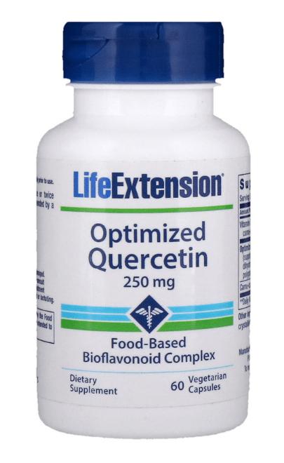 Сенолитик -кверцетин