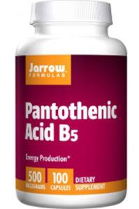 Пантотеновая кислота витамин b5